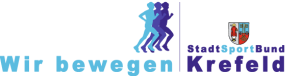 Logo Stadtsportbund Krefeld e.V.
