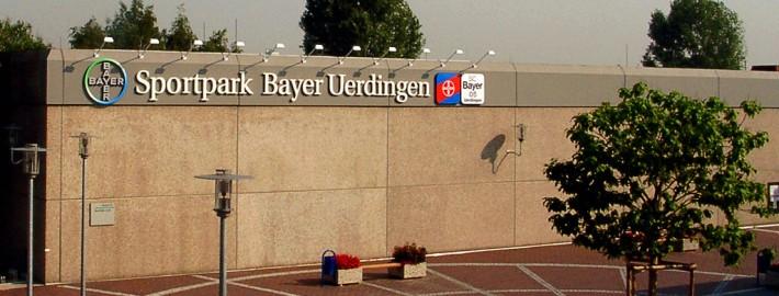 Alte Bayer-Sporthalle