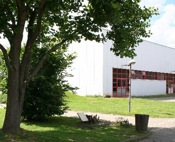 Sporthalle Reepenweg