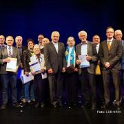 Ehrungen der Stadt- und Gemeindesportverbände (LSB-NRW)