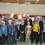 Sportabzeichen Wettbewerb 2012