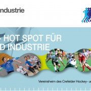 """""""Krefeld – Hot Spot für Sport und Industrie"""""""