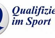 Logo Qualifizierung im Sport