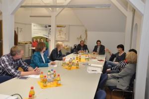 Foto 2 der 2. Sitzung
