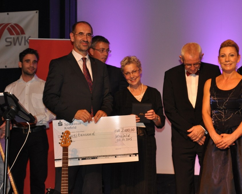 Krefelder Ball des Sports 2015