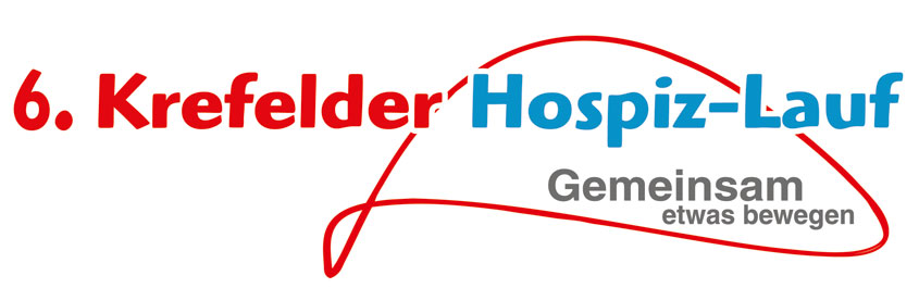 Logo 6. Krefelder Hospiz-Lauf