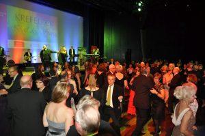 Tanzen wird auch bei der Sport Gala Krefeld nicht fehlen