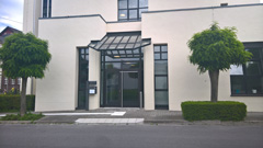 Außenansicht Stadtsportbund Krefeld e.V.
