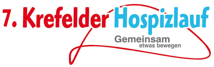 Logo 7. Krefelder Hospizlauf