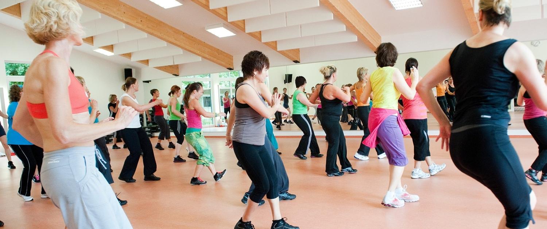 Bewegung mit Musik – Line Dance